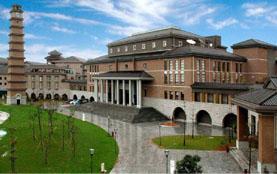 参观平安大学