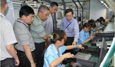 中核集团同辐板块加强精益和对标管理提升水平