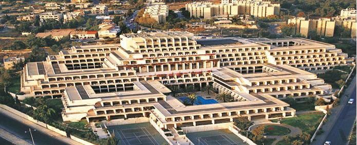 以色列希伯来大学