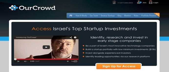 以色列OurCrowd公司