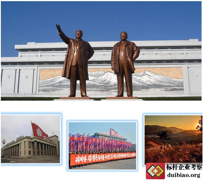 朝鲜商务考察