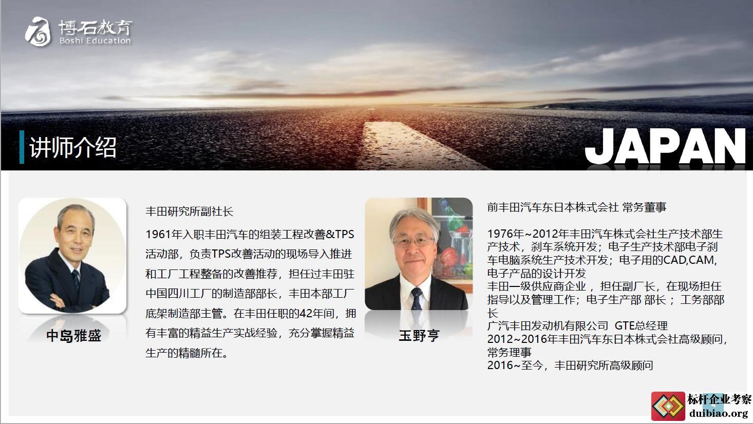日本商务考察
